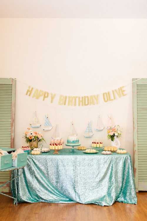 found-vintage-rentals-sea-themed-birthday-child-party-seafoam-turquoise