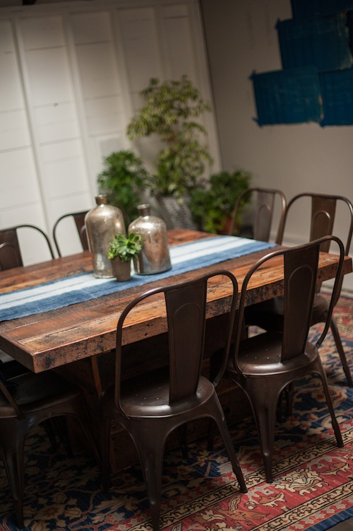found-vintage-rentals-summer-look-book-americana-tolix-reclaimed-wood-dining-table