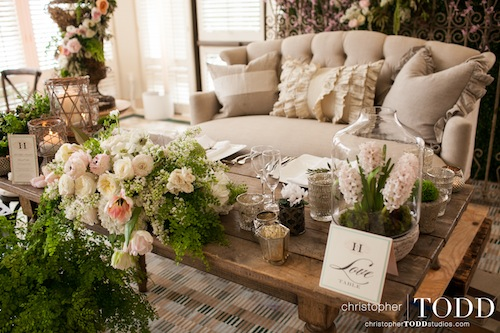 Island Hotel Shoot with Found Vintage Rentals, Swellegant, Inviting Occasion, and Christopher Todd Studios