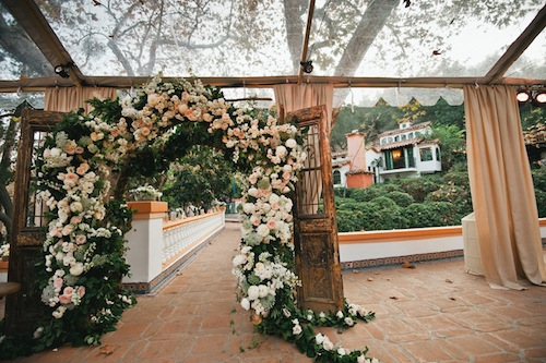 Rancho Las Lomas Wedding with Sargeant Creative, Inviting Occasion and Found Vintage Rentals