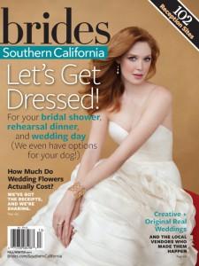 Brides Southern California - Fall/Winter 2011