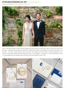 Green Wedding Shoes Art Deco Boho Glam Wedding- Leda + Erik with Found Vintage Rentals
