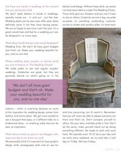 Hatching Weddings - Reverie Magazine