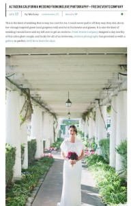 SMP-Altadena California Wedding from Onelove Photography + Freshevents company with Found Vintage Rentals