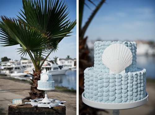 Huntington-Beach-Wedding-Found-Vintage-Rentals-Nautical