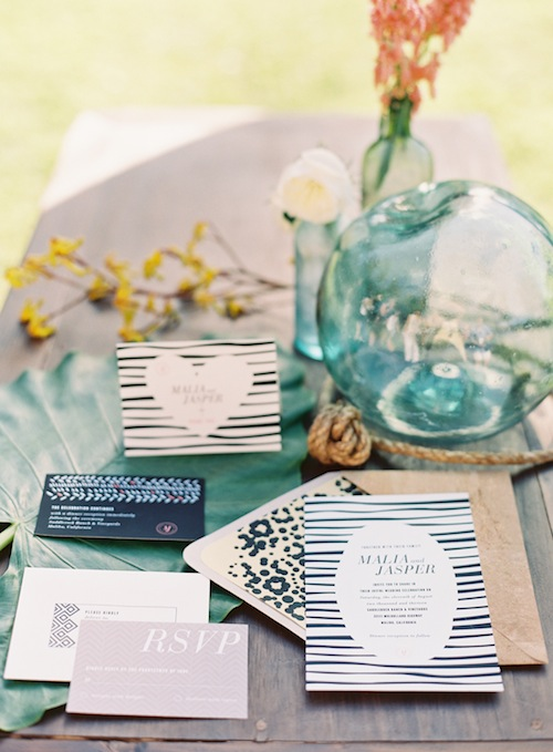caroline-tran-wedding-inspiration-city-safari-invites-malibu