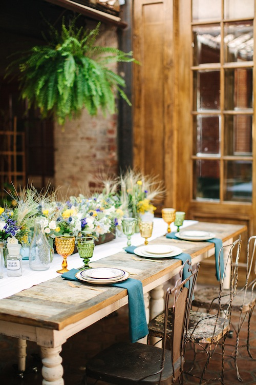 Van Gogh Wedding Inspiration…
