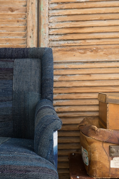 found-vintage-rentals-summer-look-book-americana-indigo-chair-shutters