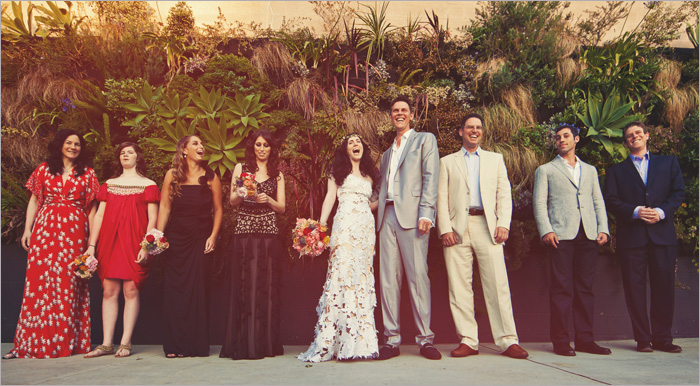 casa-de-perrin-boho-wedding-smog-shoppe-eclectic-LA-wedding