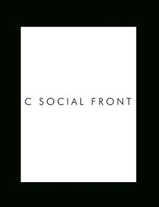 C Social Front LOGO with Found Vintage Rentals