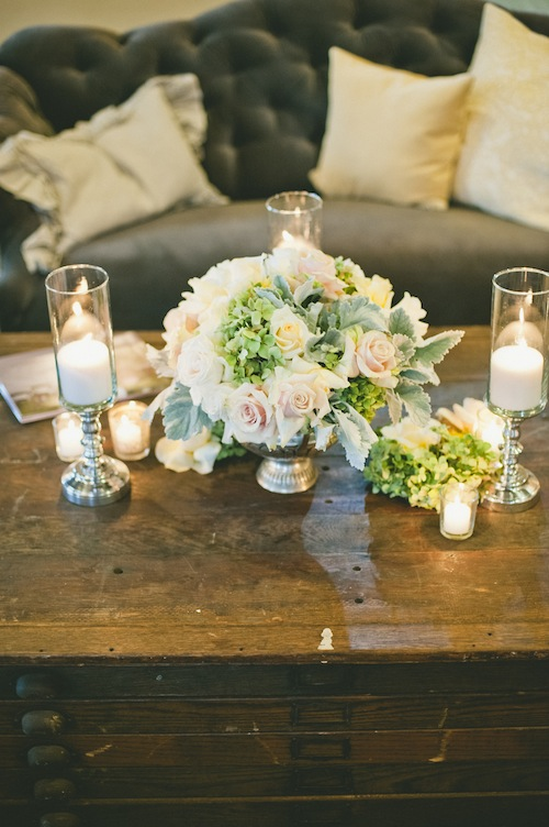 Southern California wedding from Fresh Events, Onelove Photo and Found Vintage Rentals