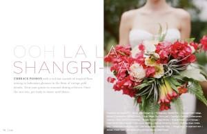 Rue Magazine Issue 20 Shangri-La 1 with Found Vintage Rentals
