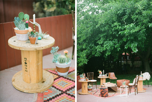 Ojai Wedding with Bash Please, Bryce Covey Photography, and Found Vintage Rentals