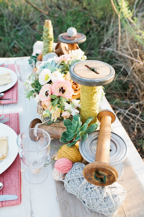 Desert and Sewing Shoot with Whit Mitt Design and Events, Art with Nature Floral Design, and Megan Hartley with Found Vintage Rentals.