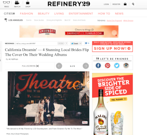 Refinery 29 California Dreamin' with Found Vintage Rentals