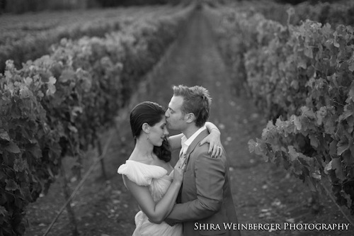 St. Helena Wedding with Yifat Oren, Shira Weinberger Photography and Found Vintage Rentals