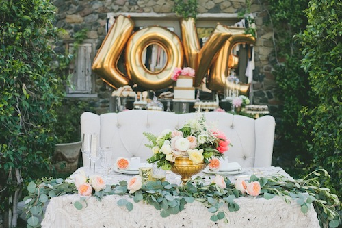 Malibu Wedding with Onelove Photography, Bash Please, and Found Vintage Rentals