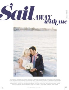 Destination-I-Do Sail Away With Me with Found Vintage Rentals
