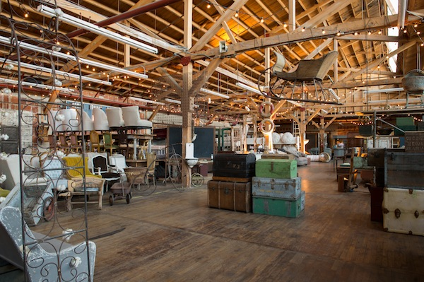 Found Vintage Rentals Warehouse Open House - Photos by Studio EMP