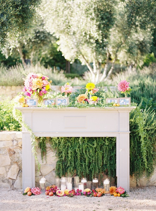 Ojai Wedding with Ryan Ray, Love and Splendor and Found Vintage Rentals