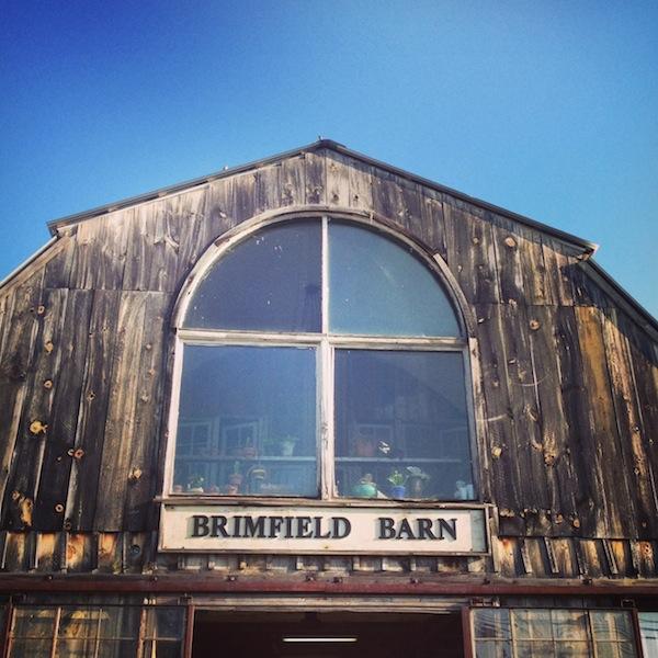 Found Vintage Rentals Brimfield Trip