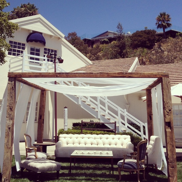 Taking on Tuesday… Pergolas
