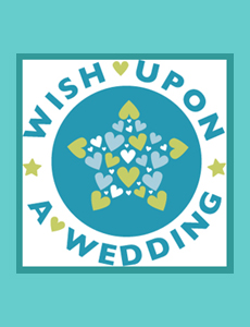 Wish Upon A Wedding Badge