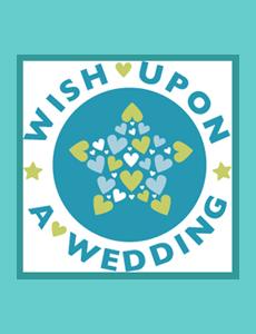 Wish Upon A Wedding Badge