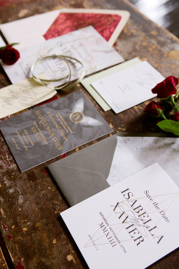 Romeo & Juliet Inspiration Shoot For Style Me Pretty