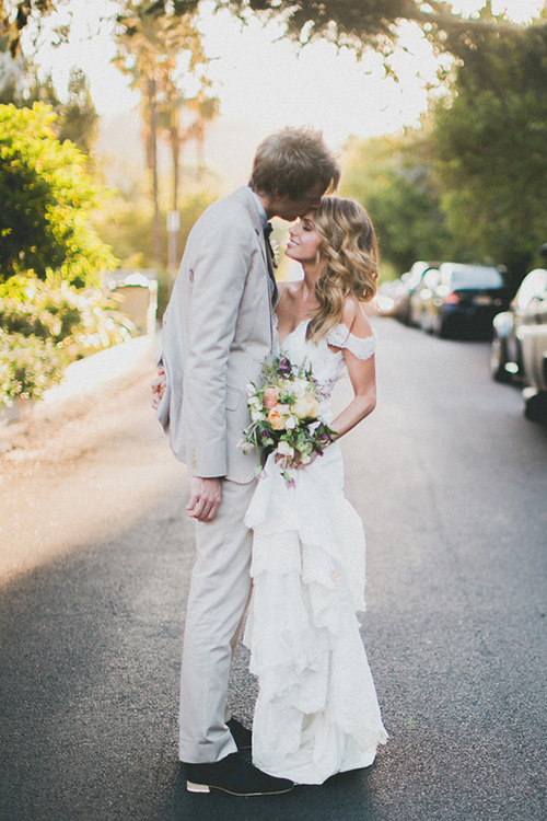 02Keltie-Knight-Rock-n-Roll-Boho-Wedding-Studio-Castillero-bride-groom