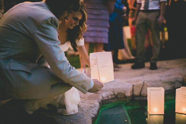 14Keltie-Knight-Rock-n-Roll-Boho-Wedding-Studio-Castillero-wish-lanterns