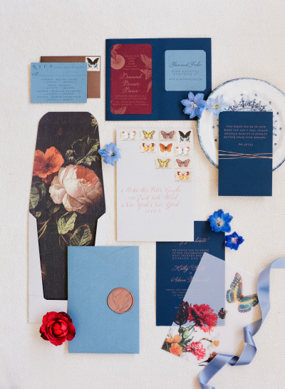 Colorful Summer Wedding at San Ysidro Ranch