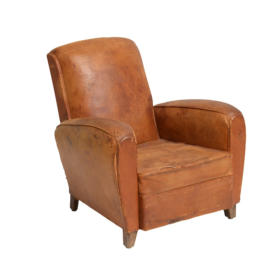 Ronaldo Leather Chairs