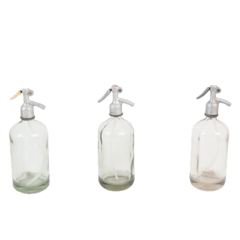 Walton Seltzer Bottles (set of 3)