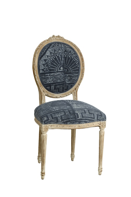 Libby Indigo Chairs