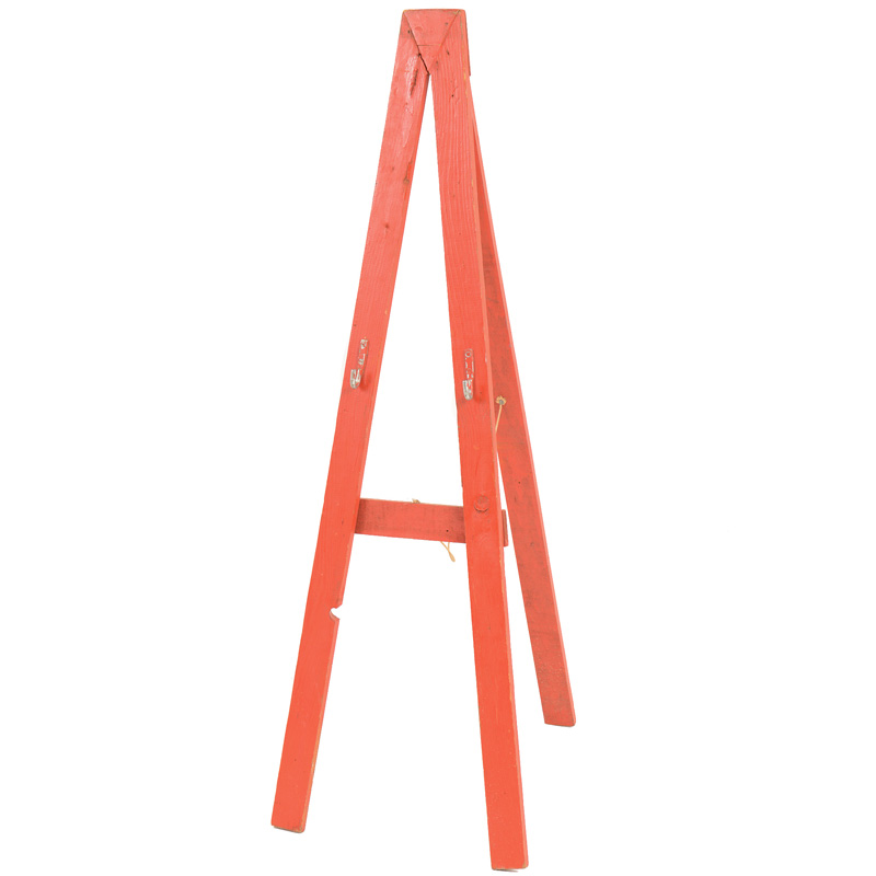 Mira Red Easel