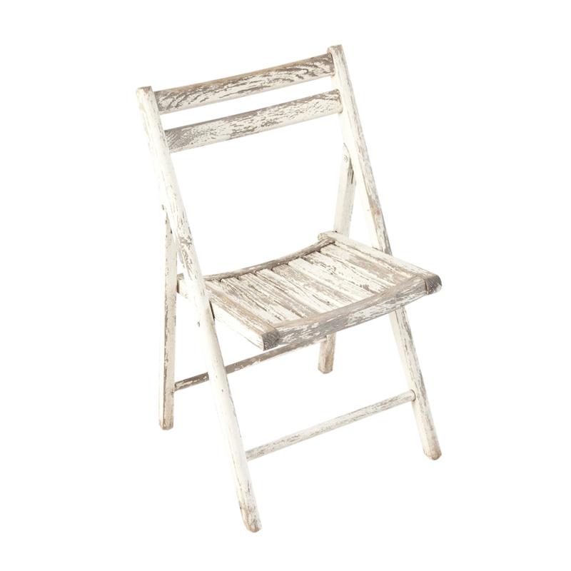 Glenn White Chair