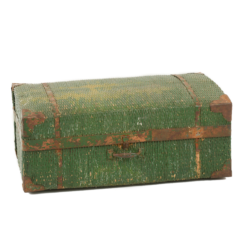 Carlyle Green Trunk