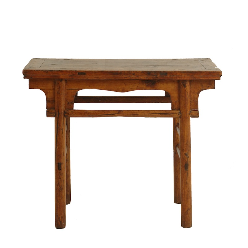Welter Wooden Console Table