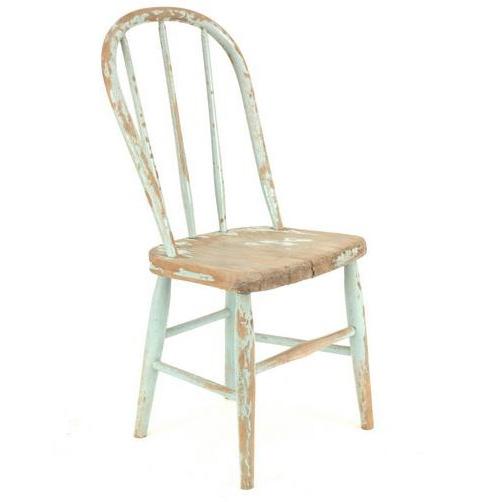Sammie Blue Child's Chair