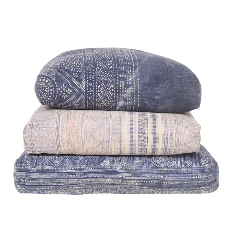 Moon Indigo Cushion