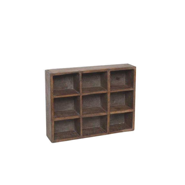 Linda Wooden Box
