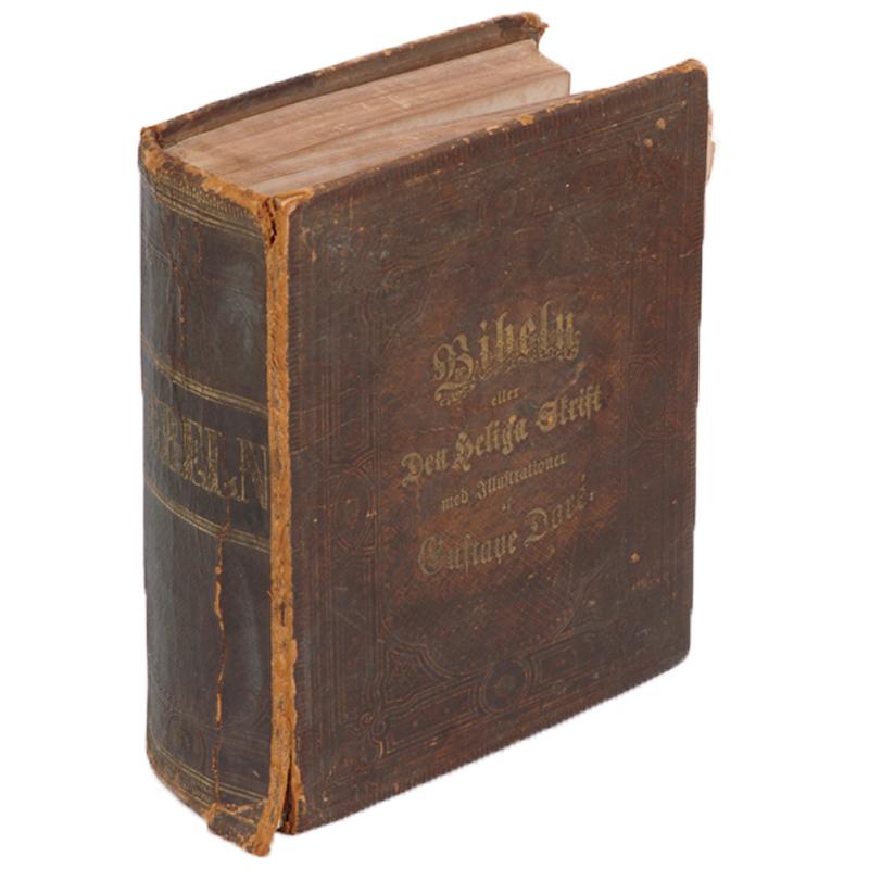 Simon Vintage Bible