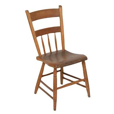Swicken Wooden Chair