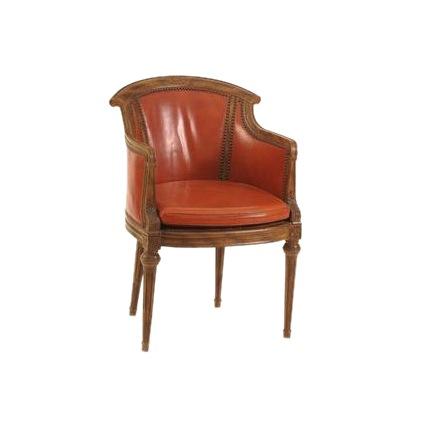 Angela Orange Chair