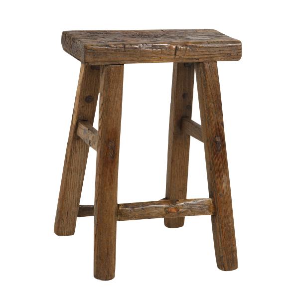 Anise Wooden Stool