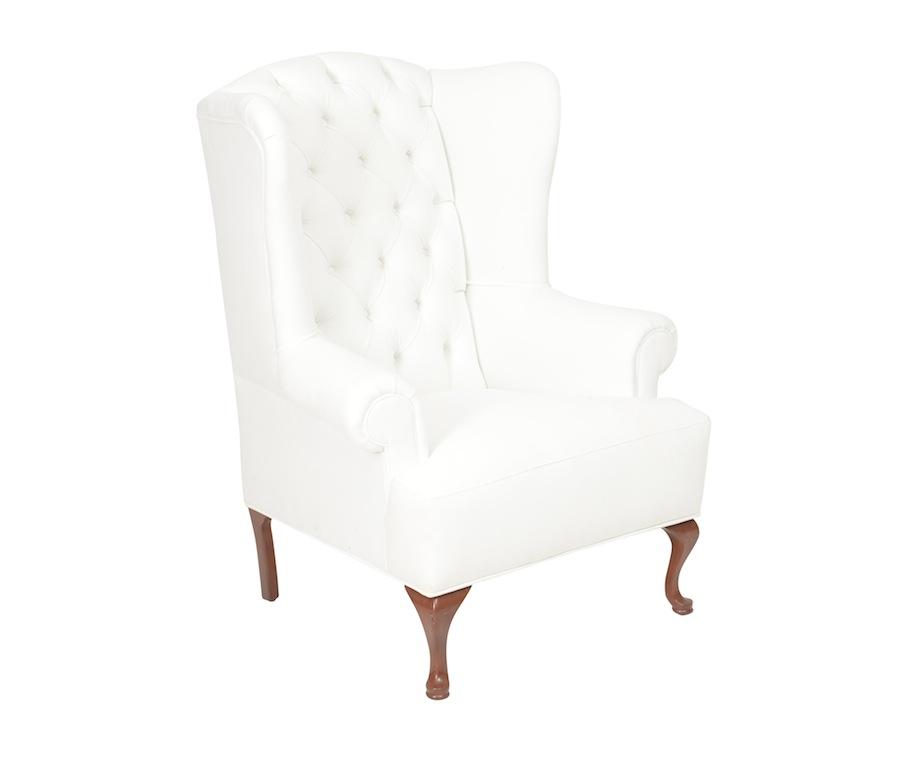 Smissen White Chairs