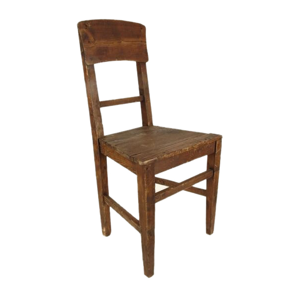 Hobbes Wooden Chair