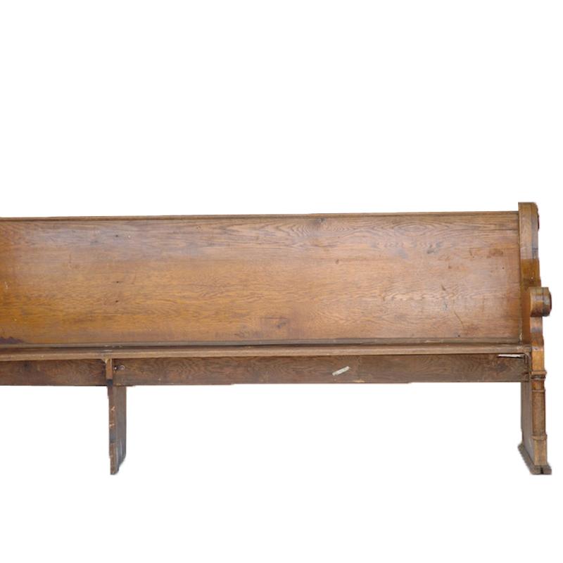 Turlock Wooden Pews