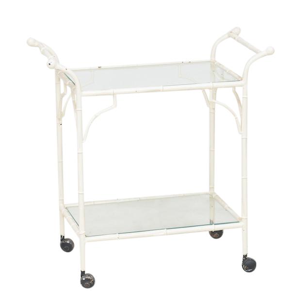 Turk White Cart